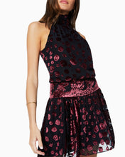 Load image into Gallery viewer, Naima Dress - Floral Burnout