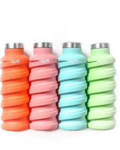 20 oz Collapsable Bottle - Pink