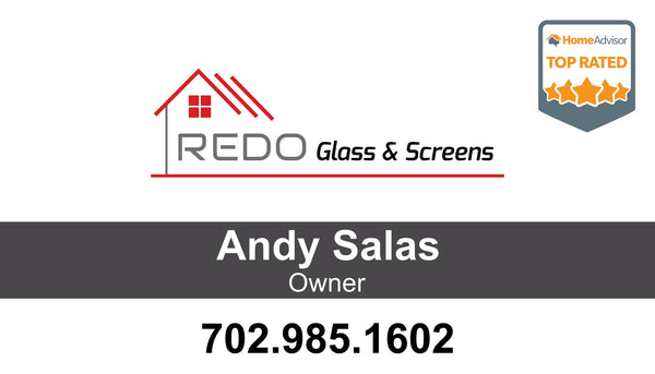 REDO Business Cards Andy - 702Prints.com