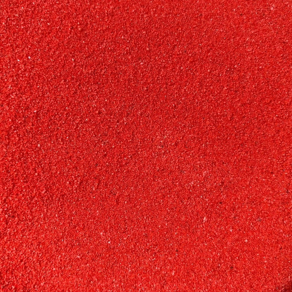 Chili Red Coloured Sand