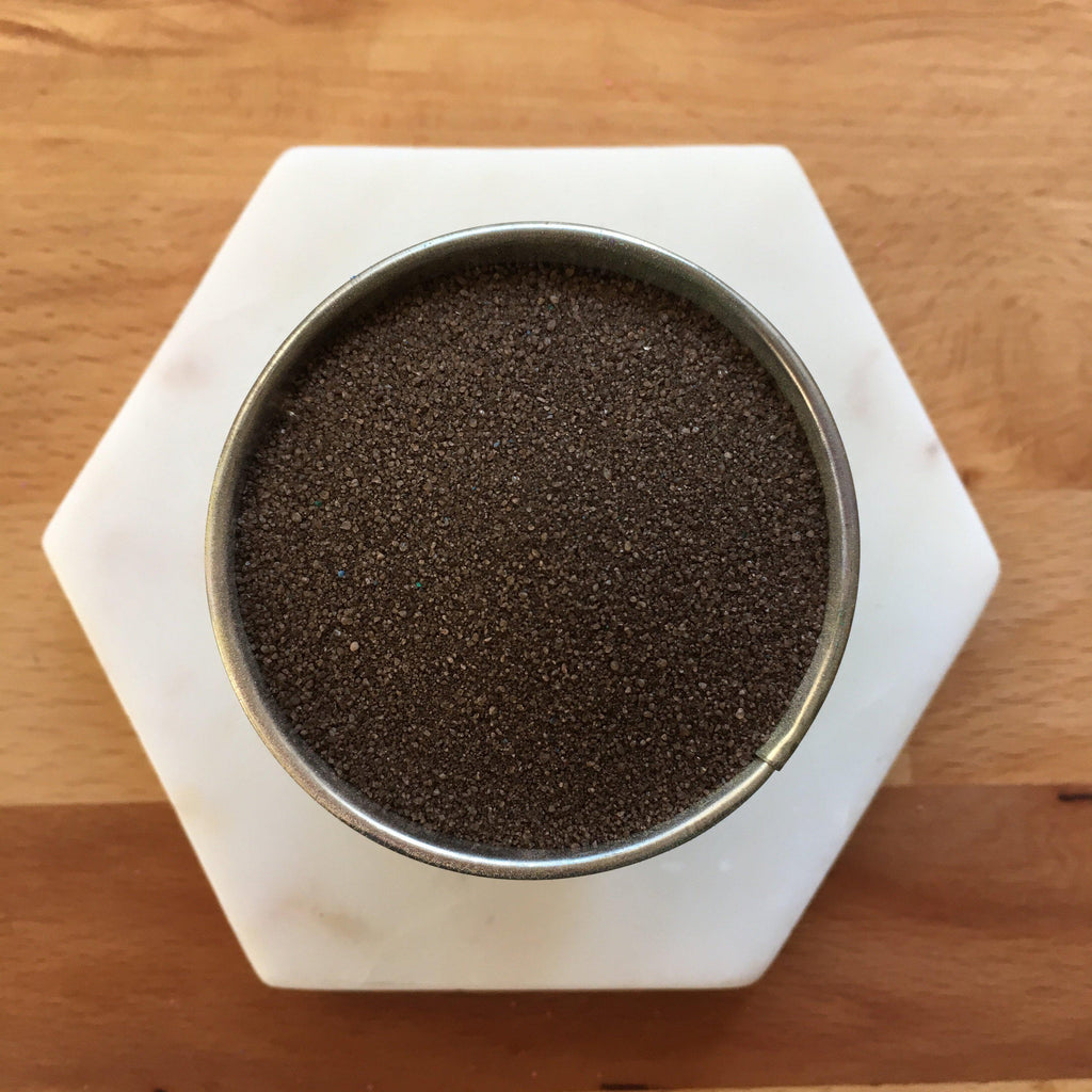 Choc Brown Coloured Sand - SilverStarCrafts