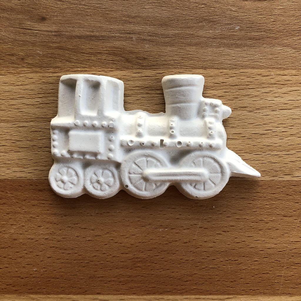 Mini train plaster
