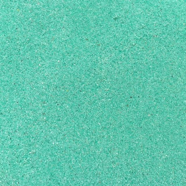 Light Green Coloured Sand - SilverStarCrafts