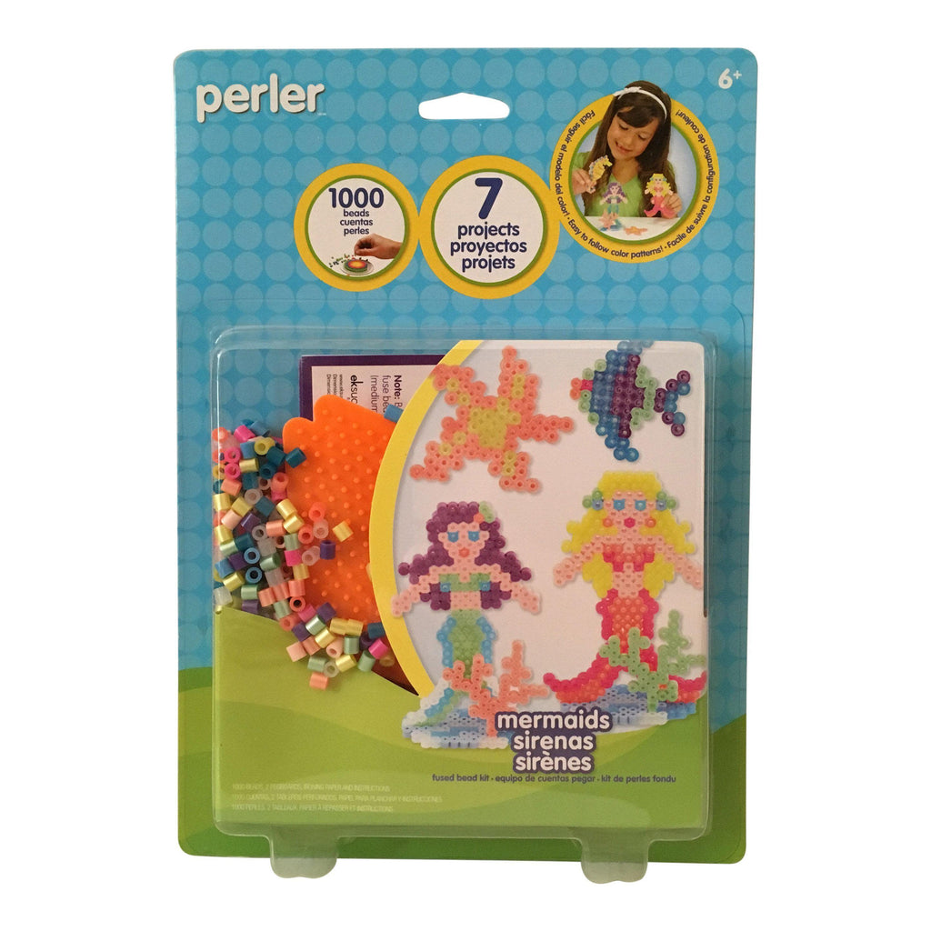 Mermaid Perler Bead Kit