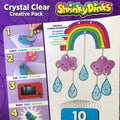 Crystal Clear Shrinky Dinks