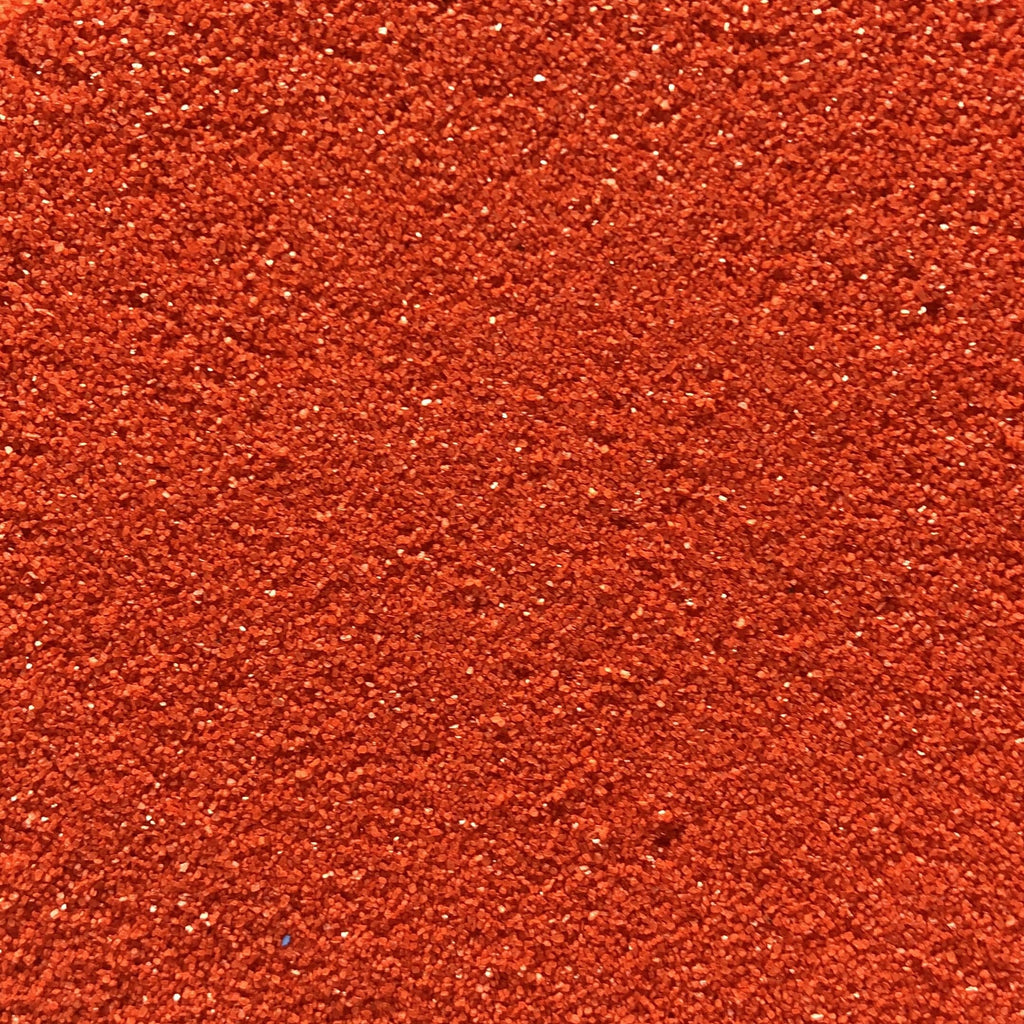 Bright Orange Coloured Sand