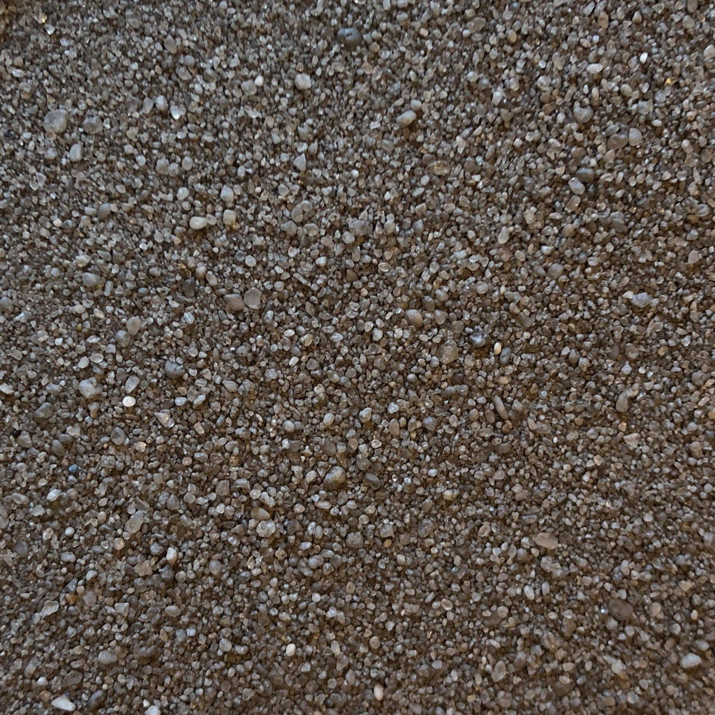 Dark Grey Coloured Sand