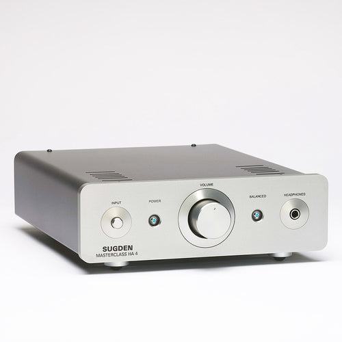 Sugden Masterclass HA-4 Headphone Pre-amplifier