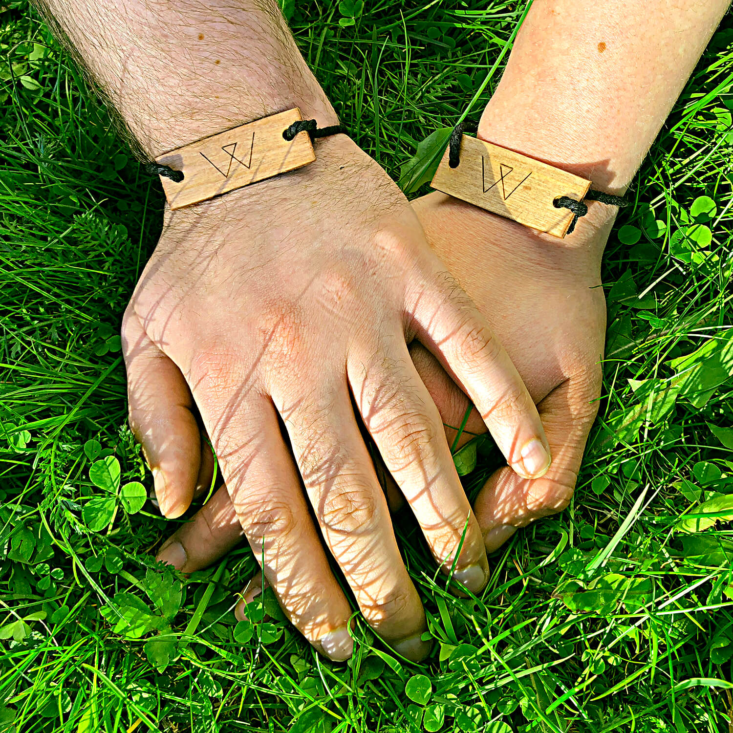 Protect 10 Square Feet of Forest + Get a Recycled Wooden Bracelet