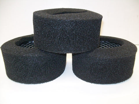 """NEW"" - Reproduction foam filters with DOUBLE CIRCLE AC LOGO & A193C EMBOSSING"