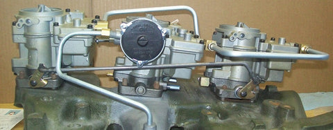 1957-1958 Fuel Lines and Fittings