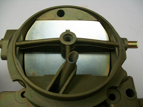 1966 Center Carb Choke Plate