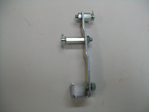 Center Carb J-Bar for linkage
