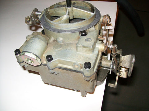 CARBURETOR DIAGNOSIS SERVICE