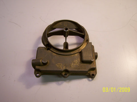 Carb airhorn front or rear 1959-1966. Also includes (1) composite float with every airhorn.