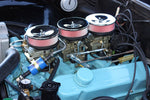 Holley Fuel Regulator Complete Installation Kit - Photos shown of customer installation.