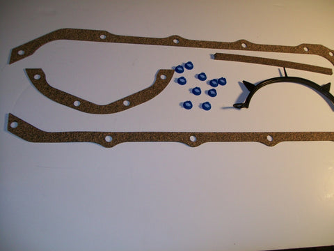 Oil Pan Gasket Set  1959-1976