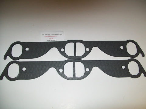 Exhaust Manifold Gaskets for Ram Air Style Manifolds D-Port