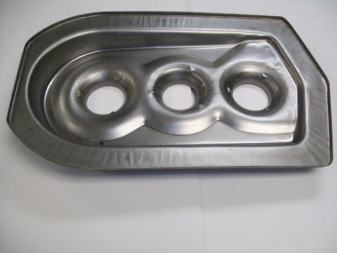 Ram-Air Pan Steel 1965 GTO