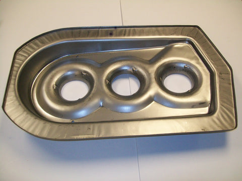 Ram-Air Pan Steel 1966 GTO