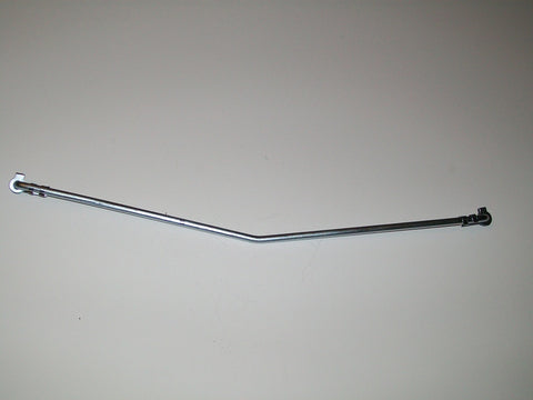 long linkage rod, front to rear carb, 1959 to 1966