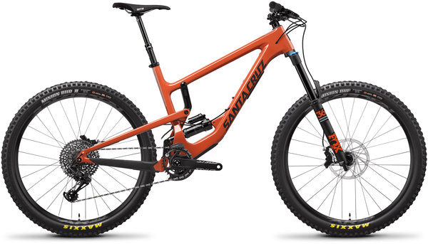 SANTA CRUZ NOMAD 4.0 C S - Just Ride Nerang