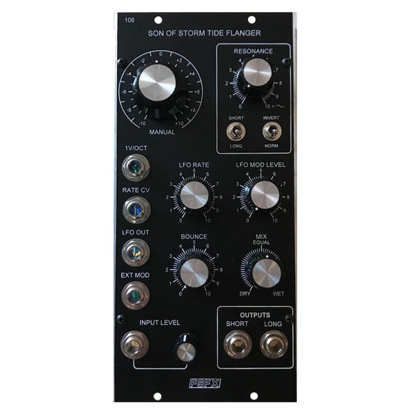 Free State FX - FSFX 106: Son Of Storm Tide Stereo Flanger