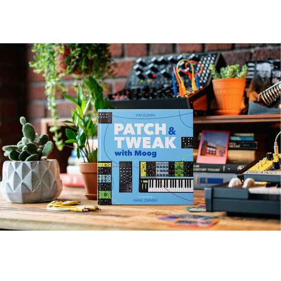 Kim Bjørn - Patch & Tweak w/MOOG