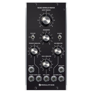 Moon Modular - 506: Voltage Controlled Modifier Filter