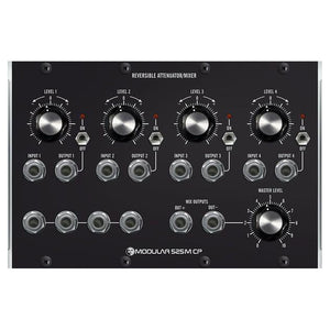 Moon Modular - 525MCP: Attenuator/Mixer