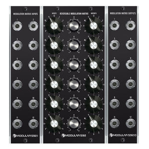 Moon Modular - 592: Reversible Modulation Matrix System