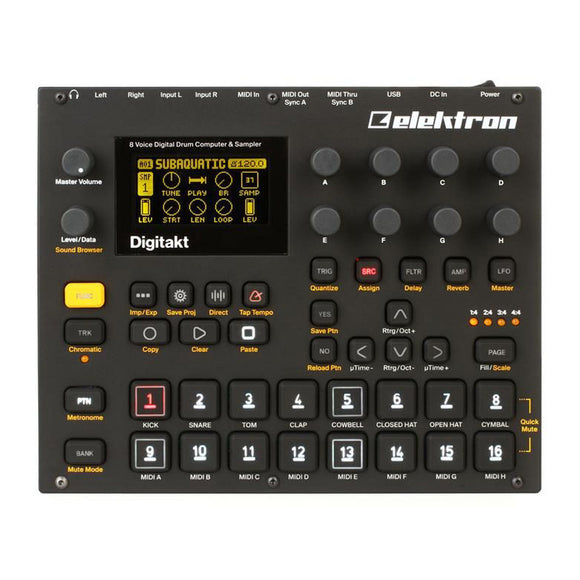 Elektron - Digitakt