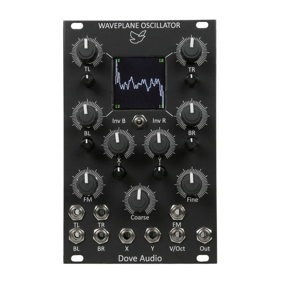 Dove Audio - Waveplane Oscillator [Eurorack]