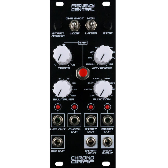 Frequency Central - Chronograf [eurorack]