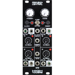Frequency Central - High Towers [eurorack]