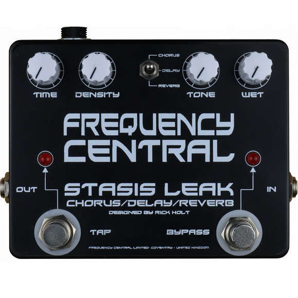 Frequency Central - Stasis Leak [Pedal]