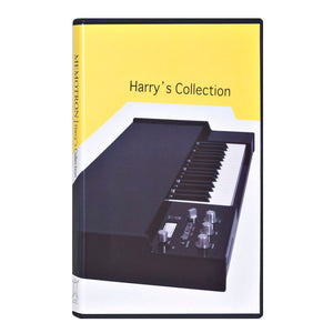 Manikin Electronic - Harry's Collection CD