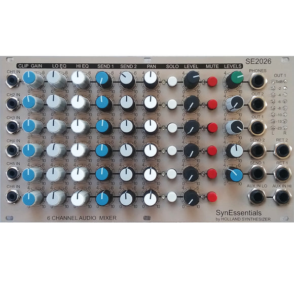 Holland Synthesizer - SynEssentials SE2026 Mixer [PRE-ORDER]