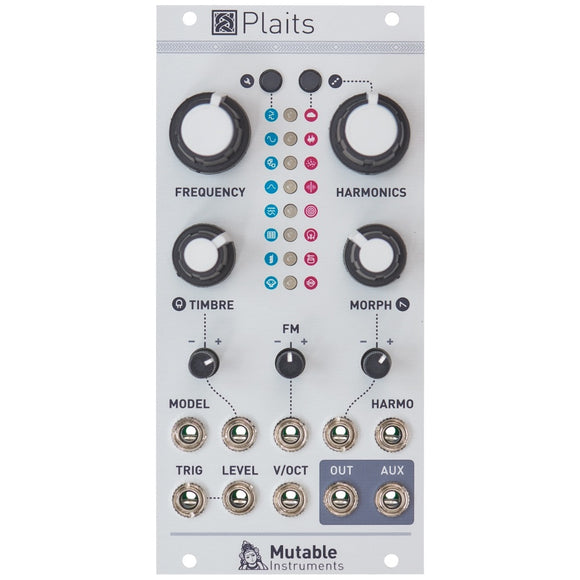 Mutable Instruments - Plaits