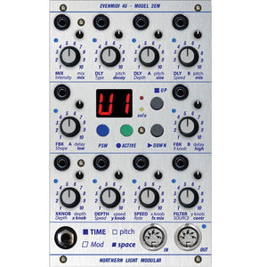 Northern Light Modular - EvenMidi 4U – Model 2EM