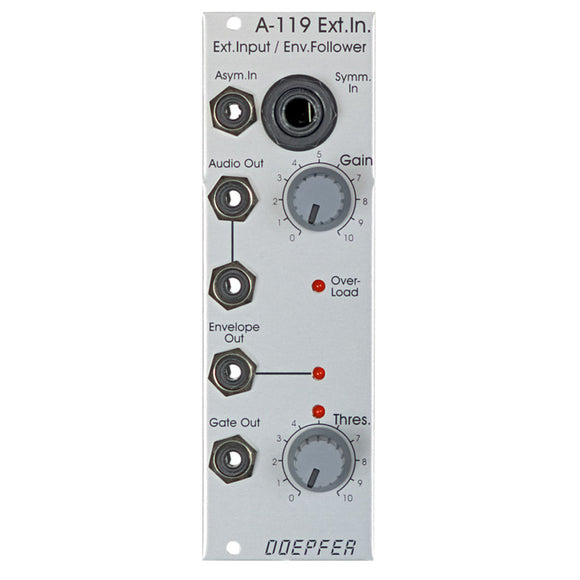 Doepfer - A-119: External Input / Envelope Follower