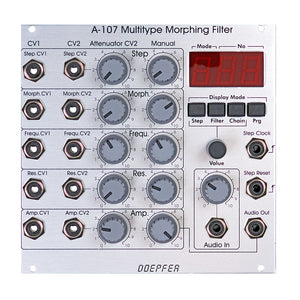 Doepfer - A-107: Multitype Morphing Filter