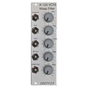 Doepfer - A-124: Wasp Filter