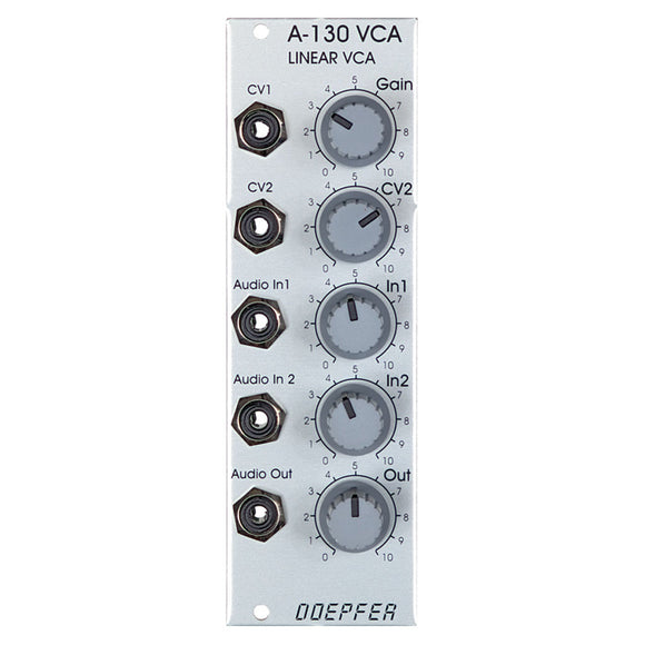 Doepfer - A-130: Voltage Controlled Amplifier
