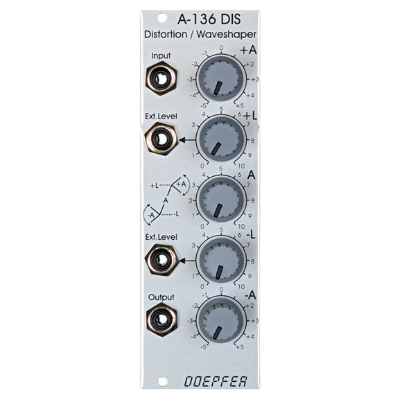 Doepfer - A-136: Distortion / Waveshaper