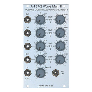 Doepfer - A-137-2: Wave Multiplier II