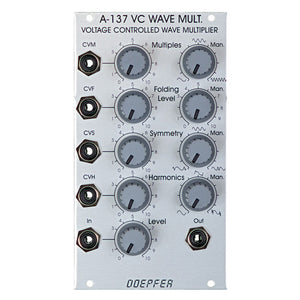Doepfer - A-137-1: Wave Multiplier 1