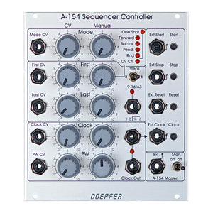 Doepfer - A-154: Enhanced Sequential Controller