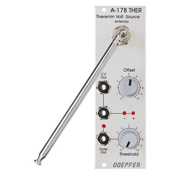 Doepfer - A-178: Theremin Control Voltage Source