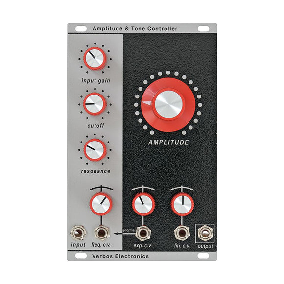Verbos Electronics - Amplitude and Tone Controller
